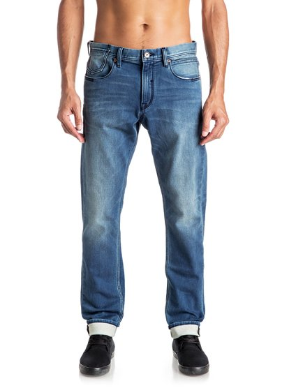 Узкие прямые джинсы Biscanson<br>