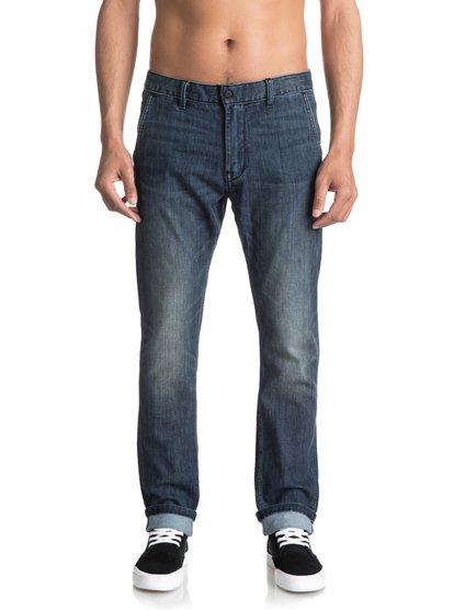 Athletic Coolmax - Tapered Fit Jeans  EQYDP03335
