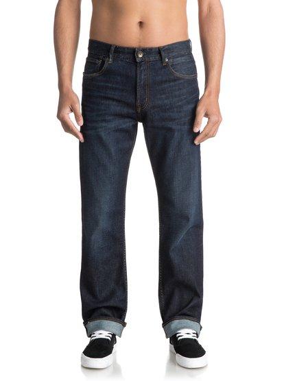 Свободные джинсы High Force Blue Glass<br>