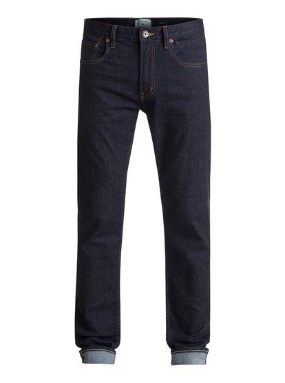 Distorsion Rinse - Slim Fit Jeans  EQYDP03350