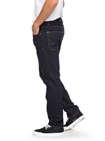 Прямые джинсы Revolver Rinse