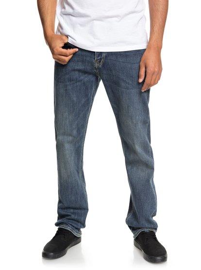 Классические джинсы Sequel Medium Blue - Синий