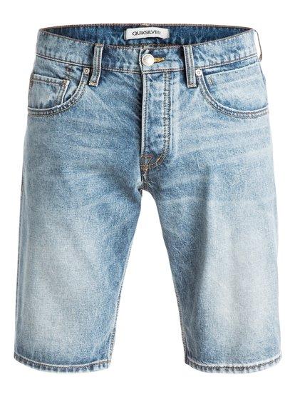 Sequel Dustbowl - Denim Shorts  EQYDS03040