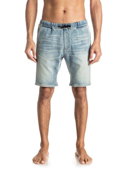 Узкие джинсовые шорты Fonic Blur<br>