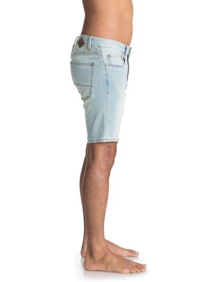 Джинсовые шорты Revolver Bleached Surf