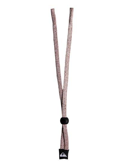 Heather - cordon à lunettes pour homme - rouge - quiksilver