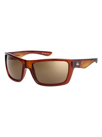 Hideout - Lunettes de soleil pour Homme - Orange - Quiksilver