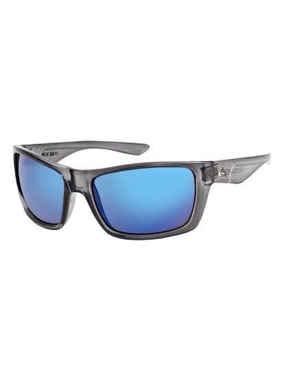 Hideout - lunettes de soleil pour homme - gris - quiksilver