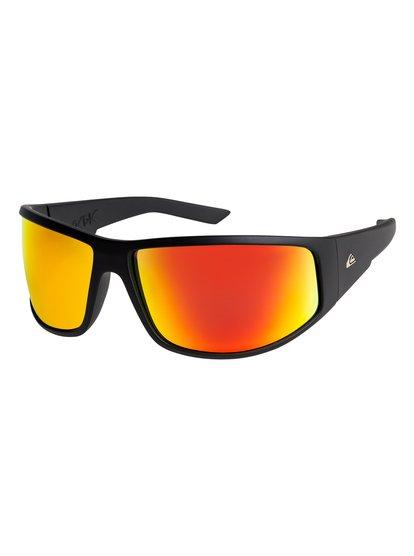 Akdk - lunettes de soleil pour homme - noir - quiksilver