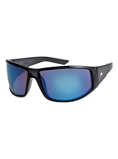 Akdk - lunettes de soleil pour homme - gris - quiksilver