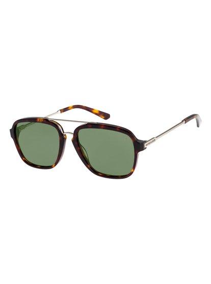 Desperado - lunettes de soleil pour homme - marron - quiksilver