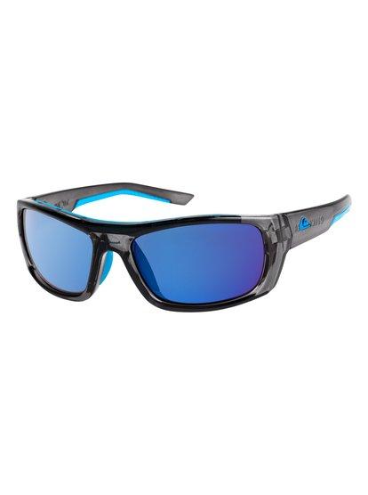 Knockout - lunettes de soleil pour homme - gris - quiksilver