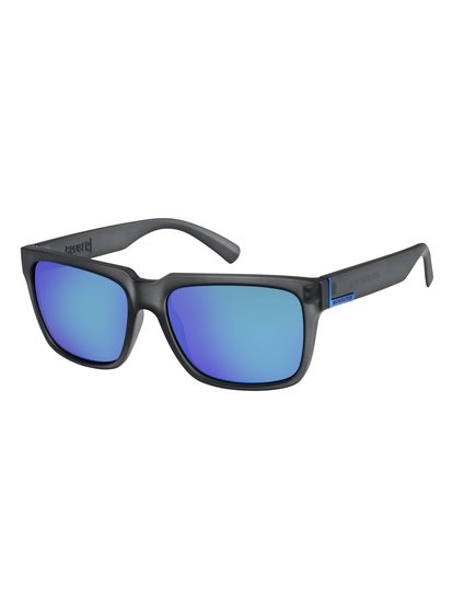 Bruiser - lunettes de soleil pour homme - gris - quiksilver