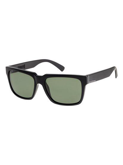 Bruiser Polarised - lunettes de soleil pour homme - noir - quiksilver