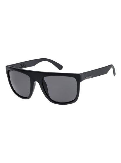 Bratstyle - lunettes de soleil pour homme - noir - quiksilver