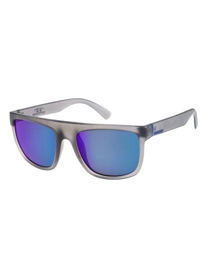 Bratstyle - lunettes de soleil pour homme - gris - quiksilver