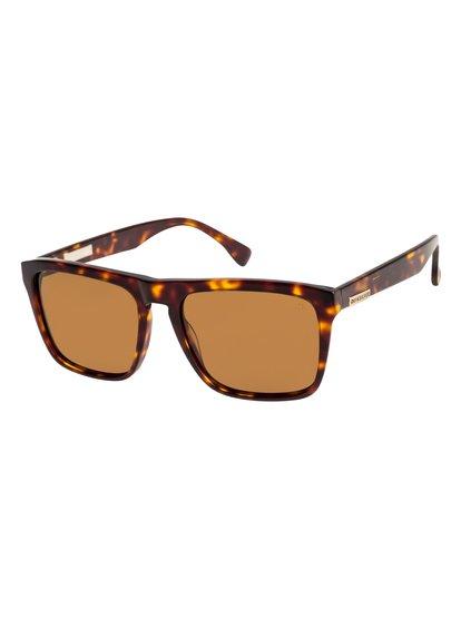 Ferris Slim Polarised - Lunettes de soleil pour Homme - Gris - Quiksilver