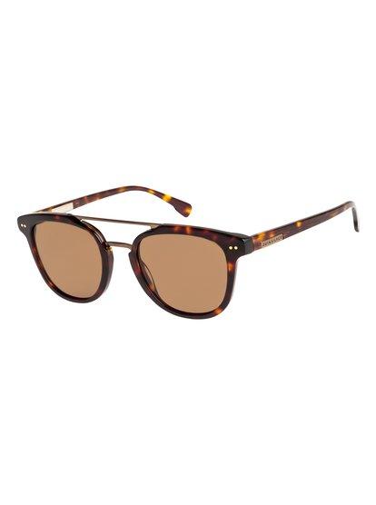 Baltimore - lunettes de soleil pour homme - marron - quiksilver
