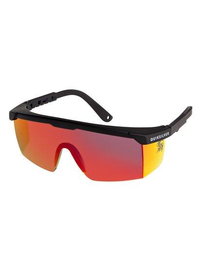 Safety Mikey - lunettes de soleil pour homme - noir - quiksilver