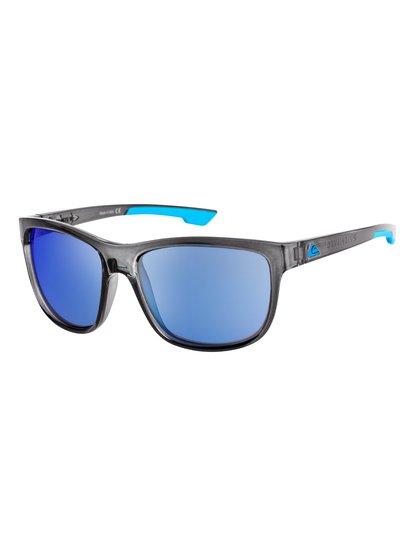 Crusader - lunettes de soleil pour homme - gris - quiksilver