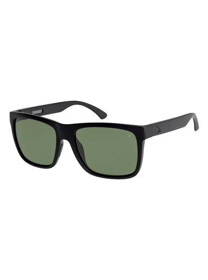 Charger Premium - lunettes de soleil polarisées pour homme - rose - quiksilver