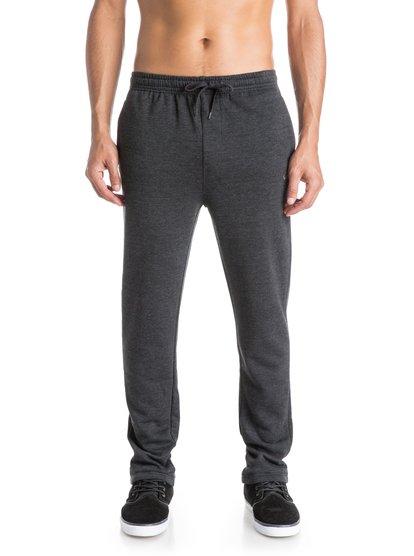 Mens Everyday SweatpantsМужские спортивные штаны Everyday от Quiksilver.ХАРАКТЕРИСТИКИ: сочетание хлопка и полиэстера, легкий текстиль плотностью 230 г/кв. м, мягкая полусинтетика с начесом, стандартный крой.СОСТАВ: 60% хлопок, 40% полиэстер.<br>