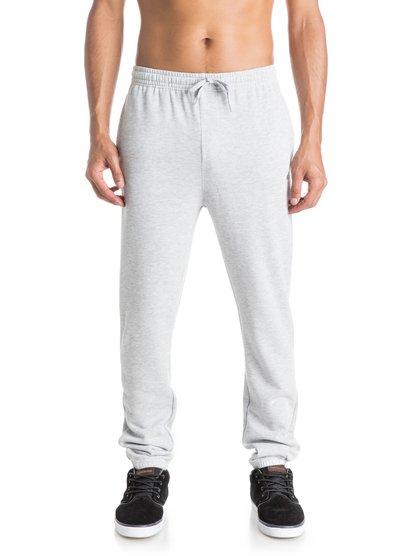 Mens Everyday SweatpantsМужские спортивные штаны Everyday от Quiksilver. <br>ХАРАКТЕРИСТИКИ: сочетание хлопка и полиэстера, легкий текстиль плотностью 230 г/кв. м, мягкая полусинтетика с начесом, стандартный крой. <br>СОСТАВ: 60% хлопок, 40% полиэстер.<br>