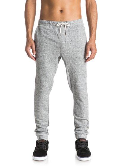 Fonic Fleece JoggersМужские штаны для бега Fonic Fleece от Quiksilver.ХАРАКТЕРИСТИКИ: эластичный пояс и края штанин, клиновидная вставка-ластовица, эластичное сочетание хлопка и полиэстера, легкий текстиль плотностью 230 г/кв. м.СОСТАВ: 60% хлопок, 40% полиэстер.<br>