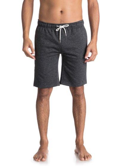 Everyday - shorts de sport pour homme - noir - quiksilver