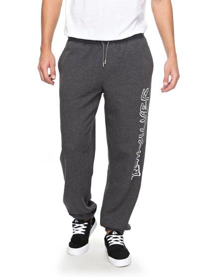 Quiksilver - Pantalon de jogging pour Homme - Noir - Quiksilver