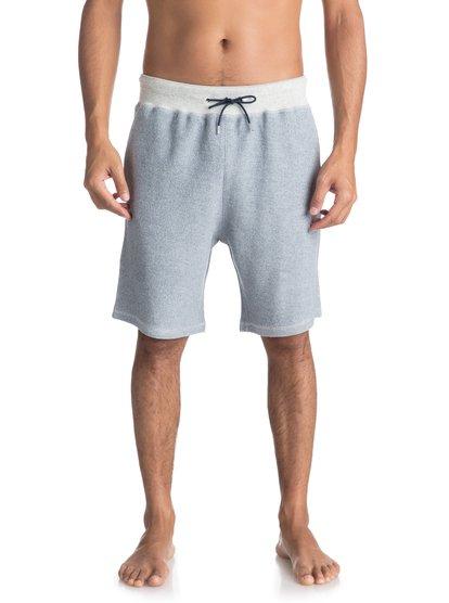 Grazie - shorts de sport pour homme - bleu - quiksilver