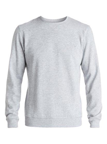 Major CrewМужской флисовый пуловер Major Crew от Quiksilver. Характеристики: круглый вырез, полусинтетика из хлопка и полиэстера, легкая ткань низкой плотности – 230 г/кв. м. <br>СОСТАВ: 60% хлопок, 40% полиэстер.<br>