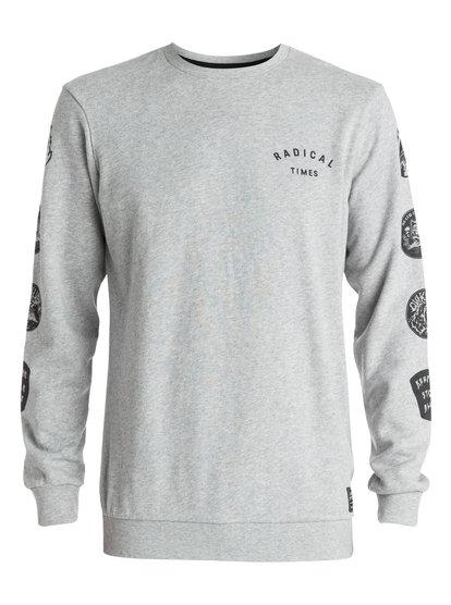 Skull Cave - Pullover Sweatshirt  EQYFT03194