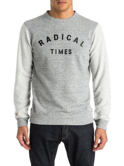 Visions Reverse Crew Sweatshirt