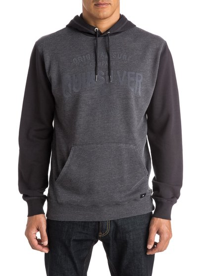 Quiksilver Men's Ice Route Pull Over Hoodie