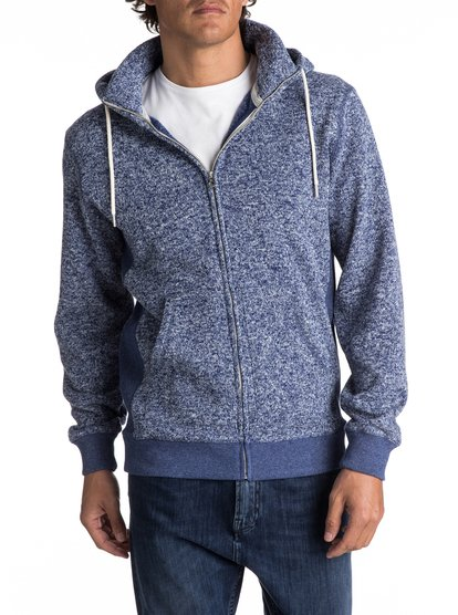 Keller - Zip-Up Polar Fleece Hoodie  EQYFT03661