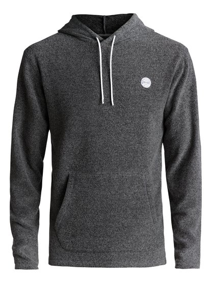 After Surf - sweat à capuche ultra-doux pour homme - noir - quiksilver