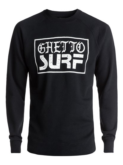 Свитшот Ghetto Surf рубашка quiksilver southbeachdimes tarmac vintage surf