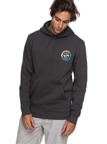 Authorized Dealers 1 - sweat à capuche pour homme - noir - quiksilver