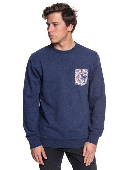 Takao Man - Sweatshirt pour Homme - Bleu - Quiksilver