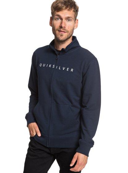 Athletic - veste de survêtement pour homme - bleu - quiksilver