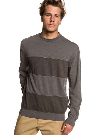 Bankstown Blues - sweat pour homme - noir - quiksilver