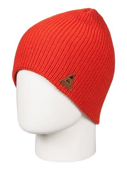 Шапка DC Silas Beanie Hats Mandarin Red