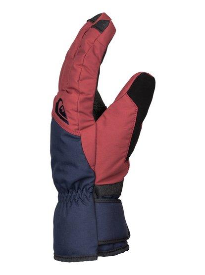 Сноубордические перчатки Cross от Quiksilver RU