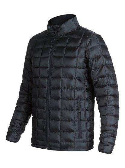 ReleaseМужская утепленная куртка Release из новой сноубордической коллекции Quiksilver. ХАРАКТЕРИСТИКИ: карманы для рук на молнии и с теплой подкладкой, манжеты с отверстиями для больших пальцев и вставками из лайкры, карманы для рук на молнии и с теплой подкладкой, собирается и упаковывается в дорожную подушку для шеи. СОСТАВ: 100% полиэстер.<br>