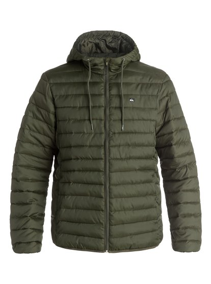 Everyday Scaly - Water-Repellent Insulator Jacket  EQYJK03234