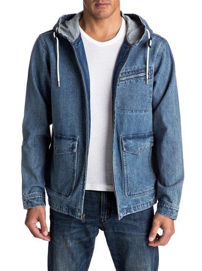 Джинсовая куртка с капюшоном Surf Modern Originals&amp;nbsp;<br>