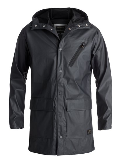 Travers Deep - Long Rain Jacket  EQYJK03309