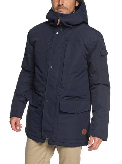 Canyon - Waterproof Hooded Jacket  EQYJK03334