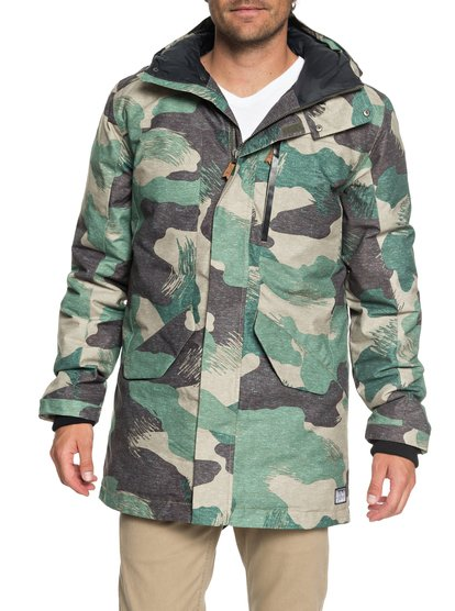 Ice Punch - Waterproof Parka Jacket  EQYJK03336
